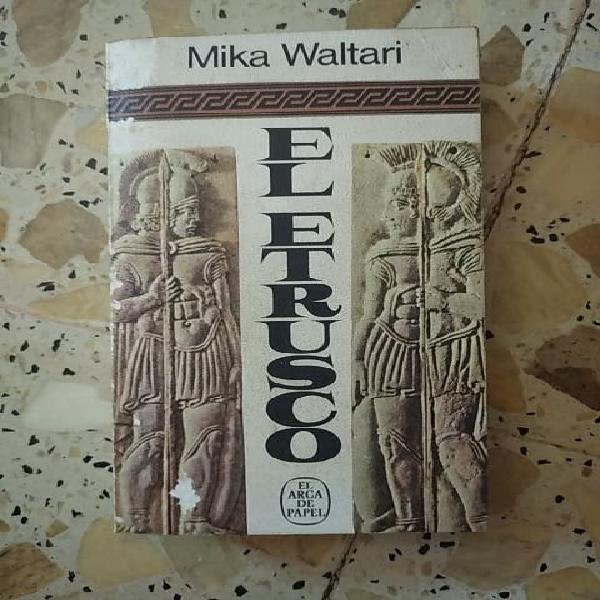 El etrusco de mika waltari
