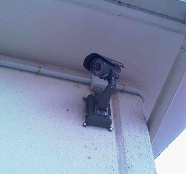 Instalación de camaras de seguridad / vigilancia