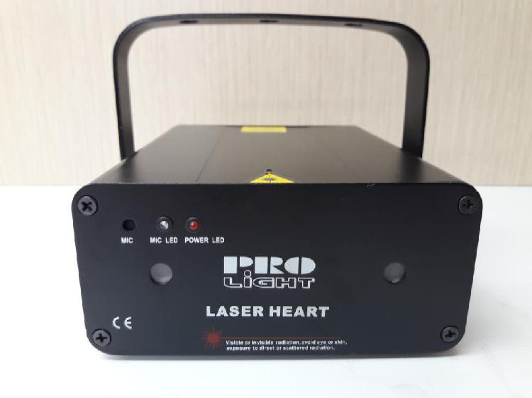 Laser pro-light heart rojo y verde
