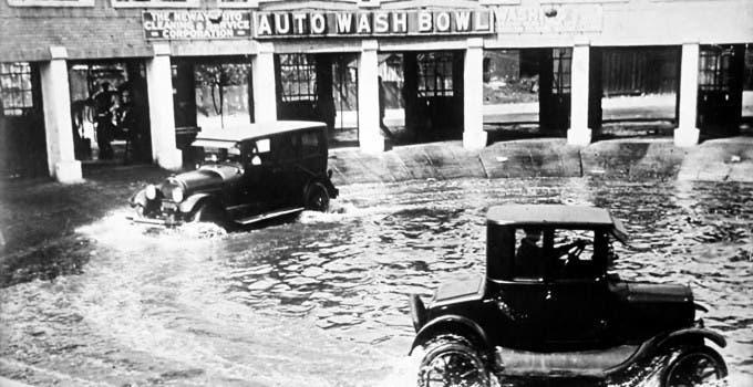 Lavado integral de coches