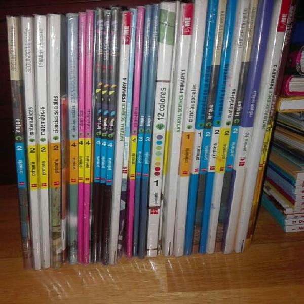 Libros texto primaria editorial sm