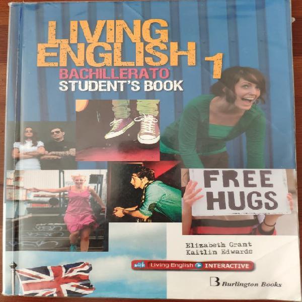 Living english student's book batxi 1