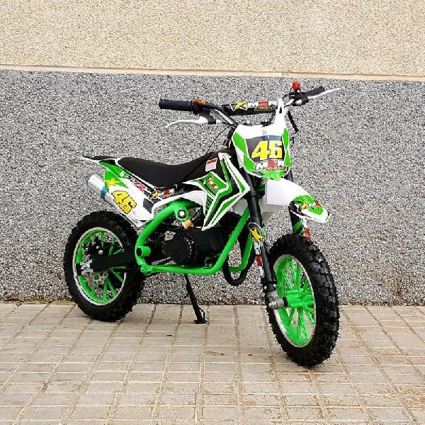 Minicross m2r 50cc 2t