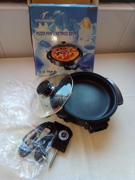 Pizza pan eléctrico