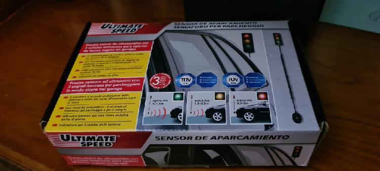 Sensor aparcamiento semáforo