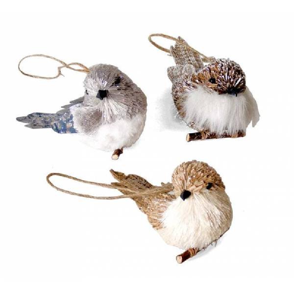 Set 6 pájaros surtidos r6093