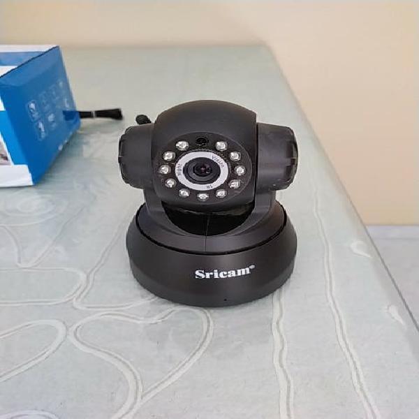Cámara vigilancia ip wifi