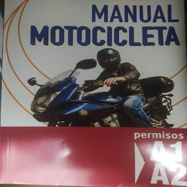 Libro autoescuela a1/a2 permiso moto
