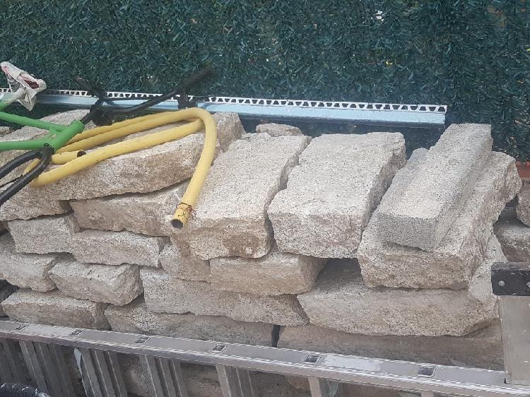 Piedras de granito