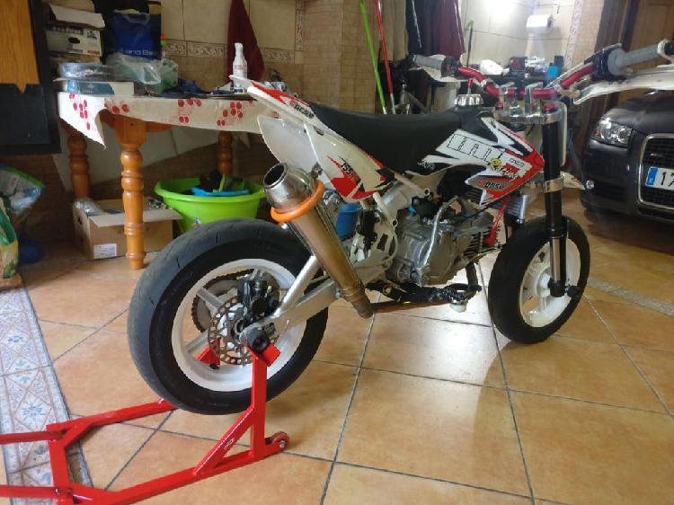 Pit bike imr 155z minimotard