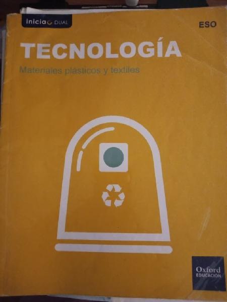 Tecnología, materiales plásticos y textiles. eso