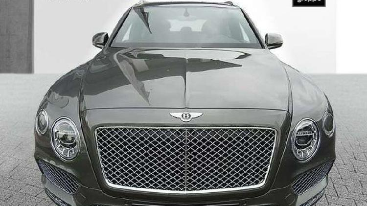 Bentley bentayga v12 + onix edition
