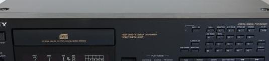 Compact disc sony cdp-897 (alta calidad)