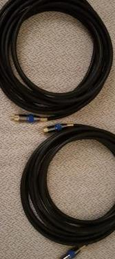 Cables rca 5 metros
