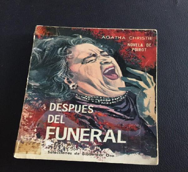 Después del funeral - agatha christie - selecciones