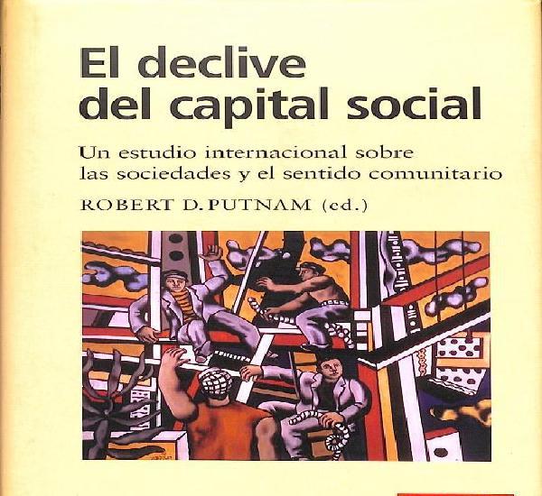 El declive del capital social