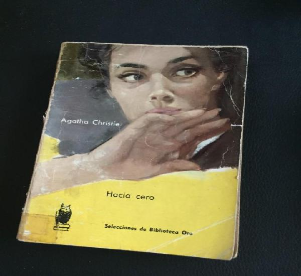 Hacia cero - agatha christie - selecciones biblioteca oro