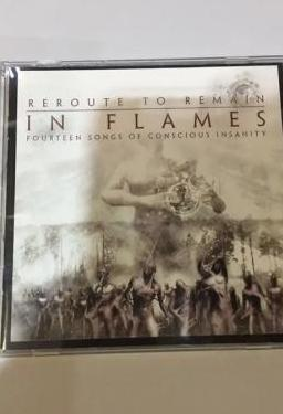 In flames reroute to remain cd