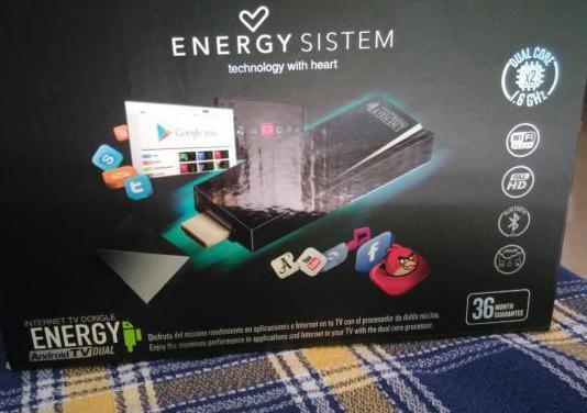 Internet tv dual energy sistem