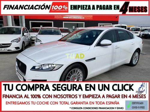 Jaguar xf 2.0 d pure aut *** financiacion ***