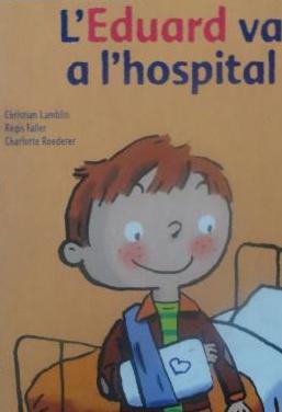 L'eduard va a l'hospital de christian lamblin