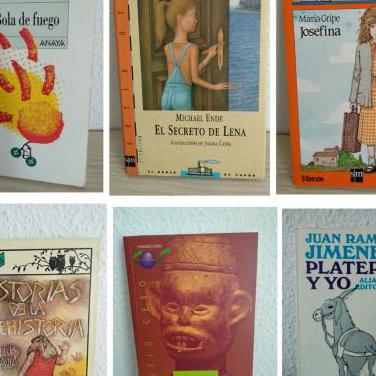 Lote 6 libros infantiles.