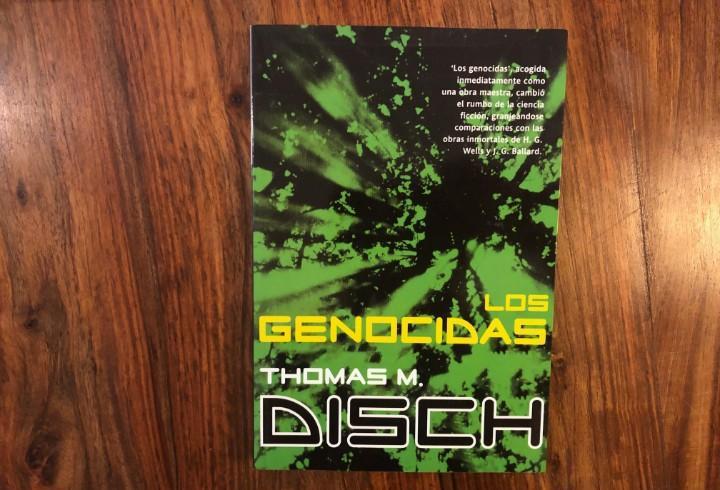 Los genocidas. thomas m. disch. ed. la factoria de ideas.
