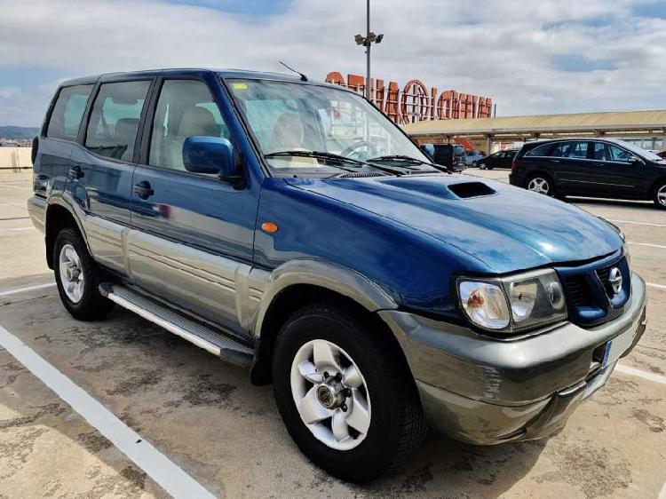 Nissan terrano ii 2003 diesel 154cv