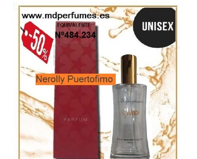 Oferta perfume unisex nerolly puertofimo (toni for)