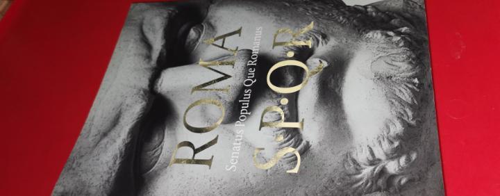 Roma s.p.q.r.: senatus populusque romanus