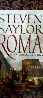 Roma, la novela de la antigua roma