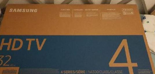 Samsung hd 32n4300 - smart tv