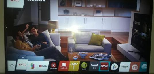 Smart tv lg 4k con garantía