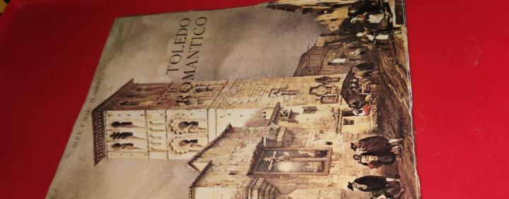 Toledo romantico - alice y marc flament - ayuntamiento de