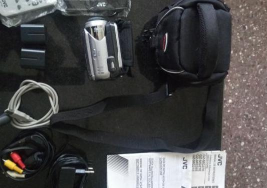 Video camara jvc hdd 20 gb casi sin uso
