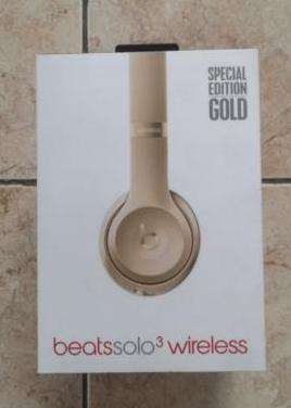 Beatssolo3 wireless