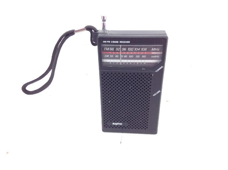Radio portatil sanyo rp 5065d
