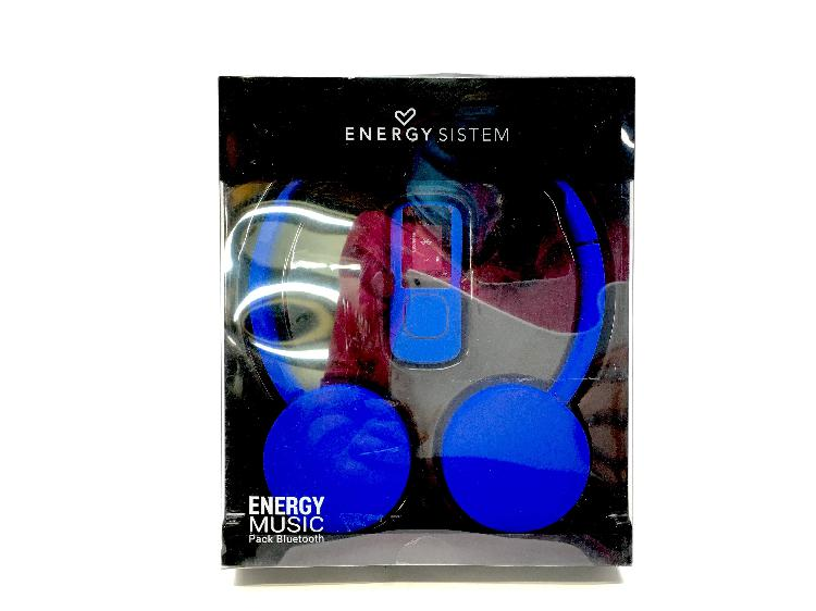 Reproductor mp3 energy sistem music pack bluetooth