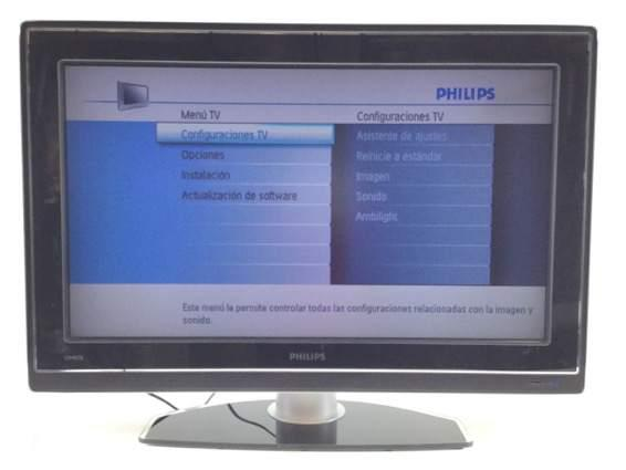 Televisor lcd philips 32pfl9632d/10
