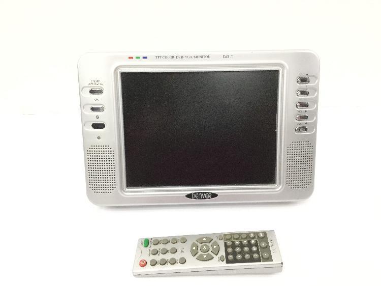 Televisor lcd portatil otros dvb monitor