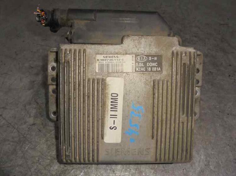 1104873 centralita motor uce kia sephia ll 1.5 cat