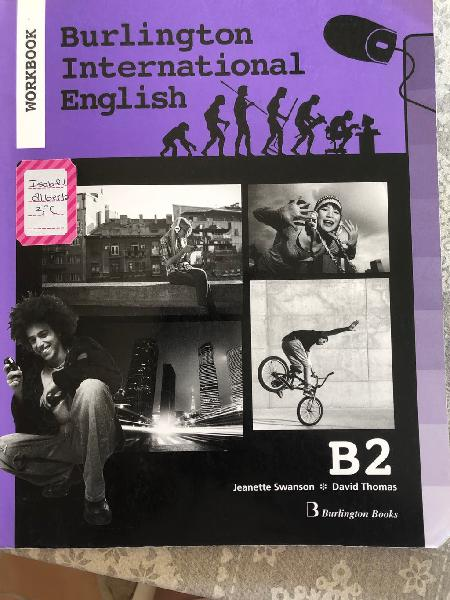 Burlington internacional english b2