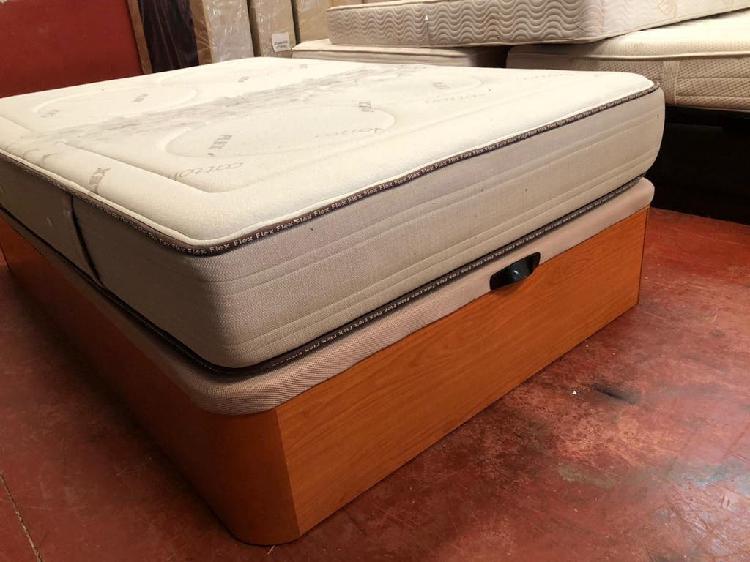 Canapé+colchón flex visco 135x200
