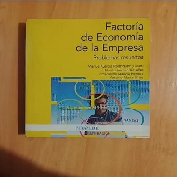 Factoría de economía de la empresa