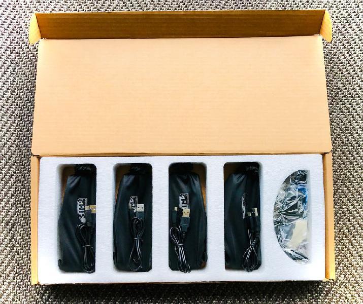 Gafas + Emisor 3D SIM2 VISUS 3D RF