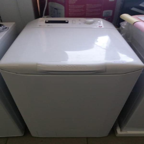 Lavadora carga superior hoover de 6kg