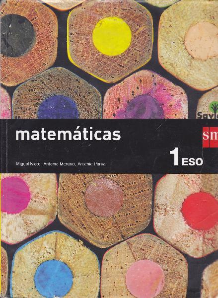 Matematicas 1º eso sm