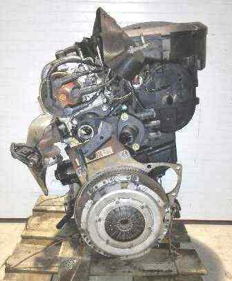 Motor completo volkswagen polo berlina básico