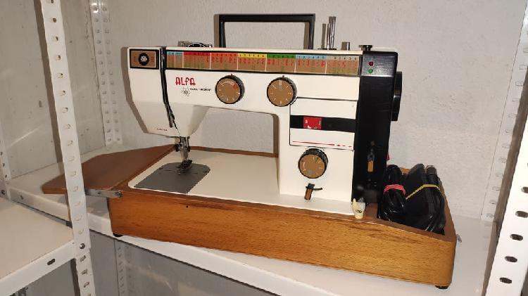 Máquina coser alfa 3940