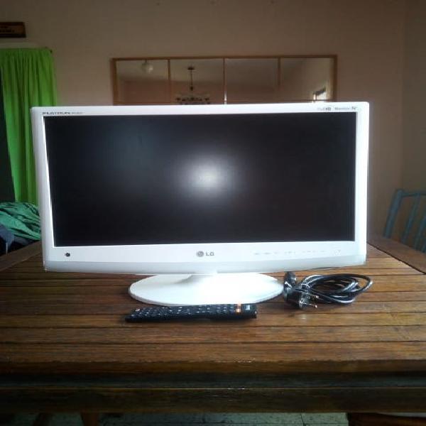 Monitor tv lg 22 pulgadas